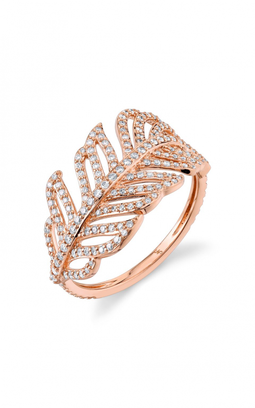 Sloane Street Jewelry Fashion ring SS-R176T-WD-R product image