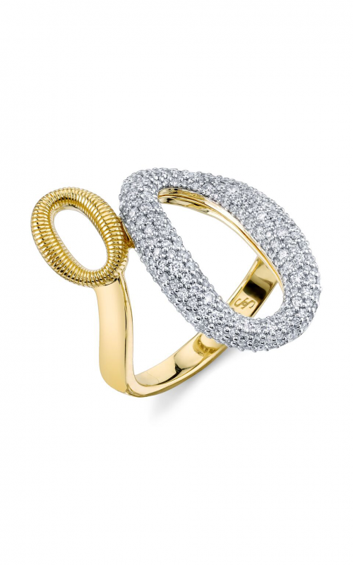 Sloane Street Jewelry Fashion ring SS-R023E-WDCB-Y-8 product image