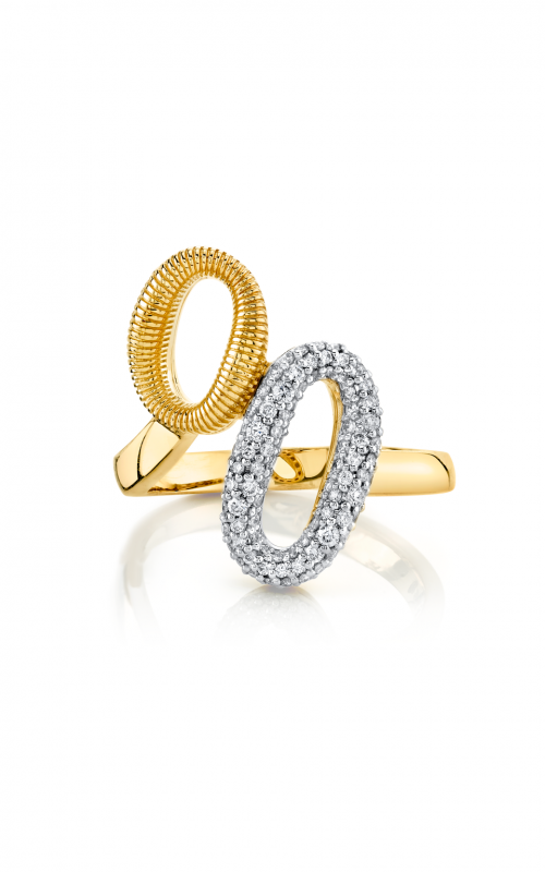 Sloane Street Jewelry Fashion ring SS-R022E-WDCB-Y product image