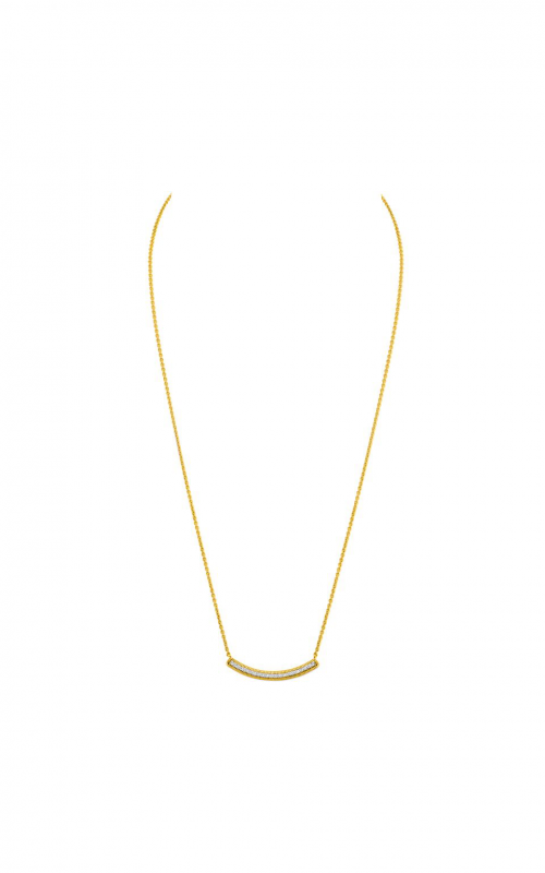 Sloane Street Jewelry Necklace SS-CH007E-WDCB-Y product image