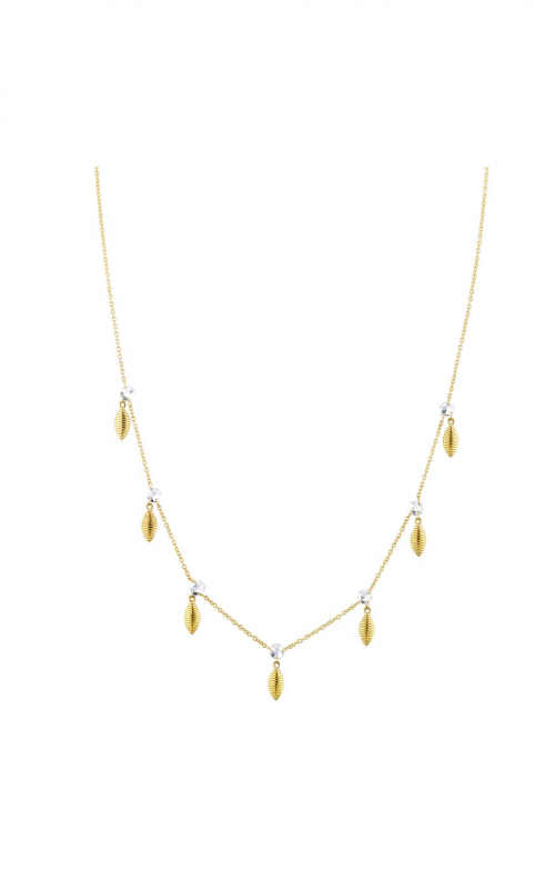 Sloane Street Jewelry Necklace SS-CH014E-WD-Y product image
