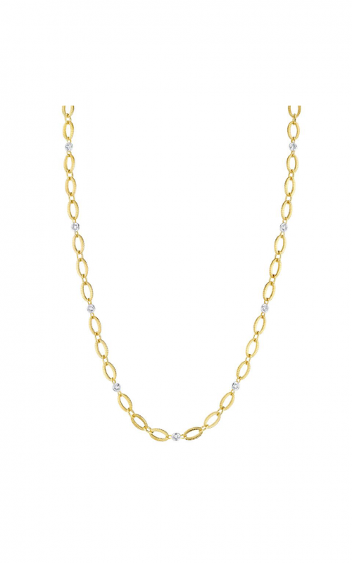 Sloane Street Jewelry Necklace SS-CH004E-WDCB-Y product image