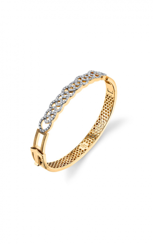 Sloane Street Jewelry Bracelet SS-B013E-WDCB-Y product image