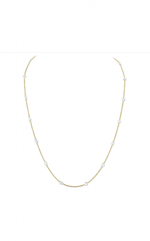 Sloane Street Jewelry Necklace SS-CH021-WD-Y product image