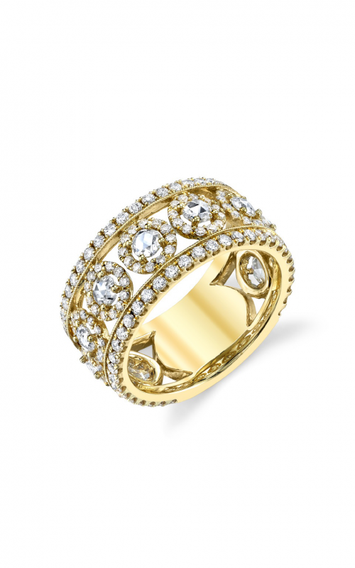 Sloane Street Jewelry Fashion ring SS-R008A-WD-Y product image