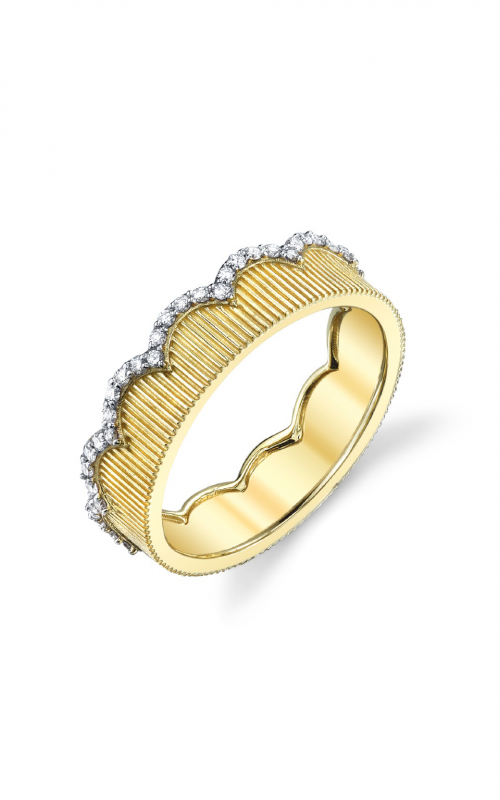 Sloane Street Jewelry Fashion ring SS-R003C-WDCB-Y product image