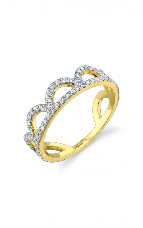 Sloane Street Jewelry Fashion ring SS-R006E-WDCB-Y product image