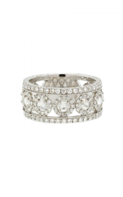 Sloane Street Jewelry Fashion ring SS-R008A-WD-W product image
