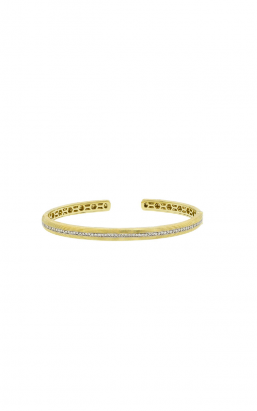 Sloane Street Jewelry Bracelet SS-B007C-WDCB-Y product image