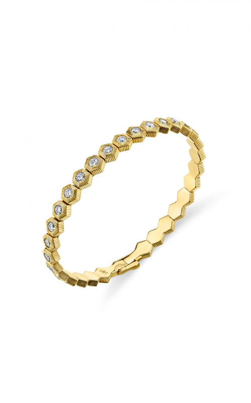 Sloane Street Jewelry Bracelet SS-B002T-WD-CP-Y product image