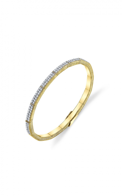 Sloane Street Jewelry Bracelet SS-B008A-WDCB-Y product image