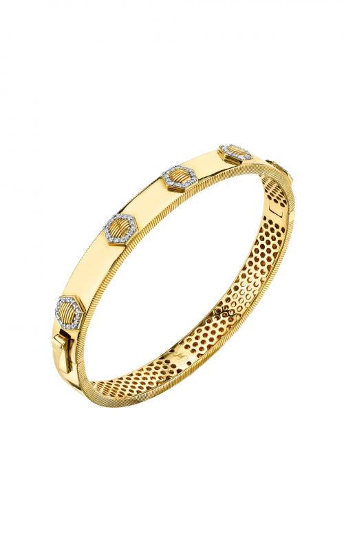 Sloane Street Jewelry Bracelet SS-B001L-WDCB-Y product image