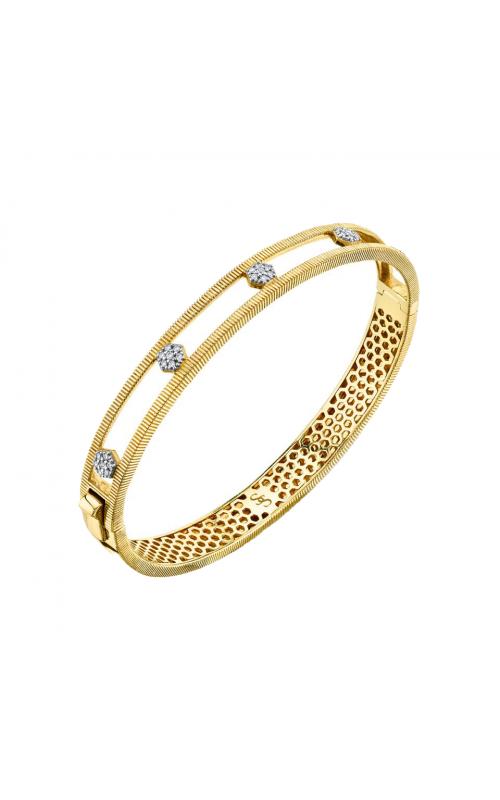 Sloane Street Jewelry Bracelet SS-B003L-WDCB-Y product image