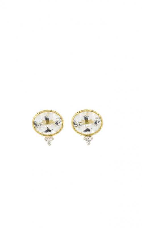 Sloane Street Jewelry Earrings SS-E016-WT-WDCB-Y product image