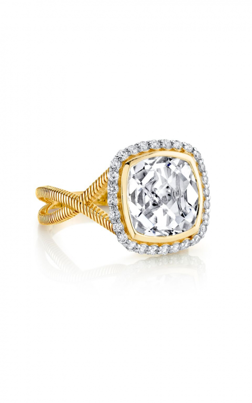 Sloane Street Jewelry Fashion ring SS-R012-WT-WDCB-Y product image