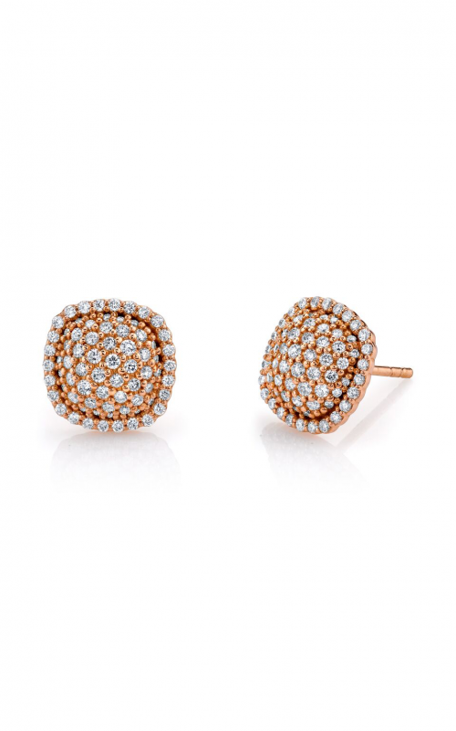 Sloane Street Jewelry Earrings SS-E009-WD-R product image