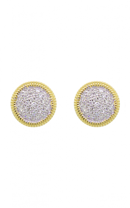 Sloane Street Jewelry Earrings SS-E006C-WDCB-Y product image