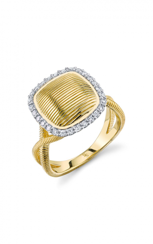 Sloane Street Jewelry Fashion ring SS-R026E-WDCB-Y product image