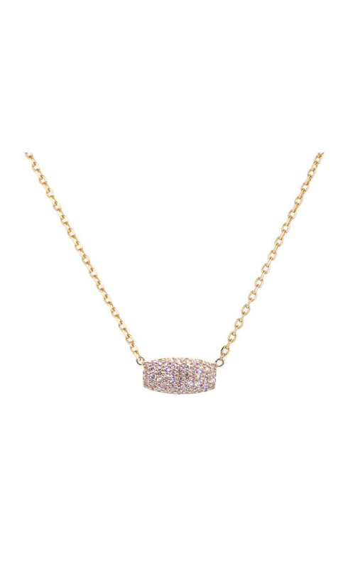 Sloane Street Jewelry Necklace SS-P005-WD-R product image