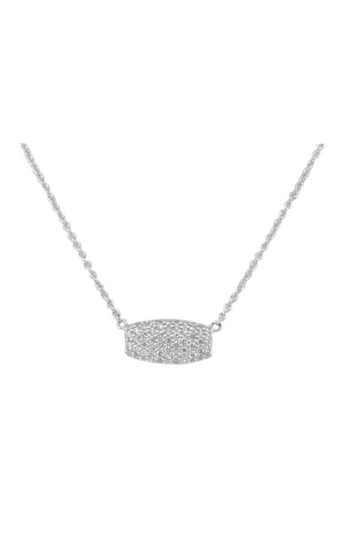 Sloane Street Jewelry Necklace SS-P005-WD-W product image
