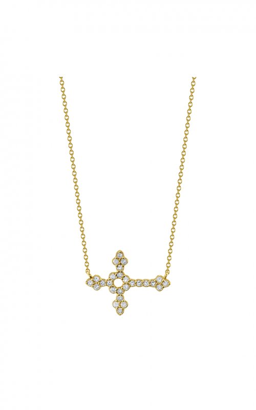 Sloane Street Jewelry Necklace SS-P035D-WD-Y product image