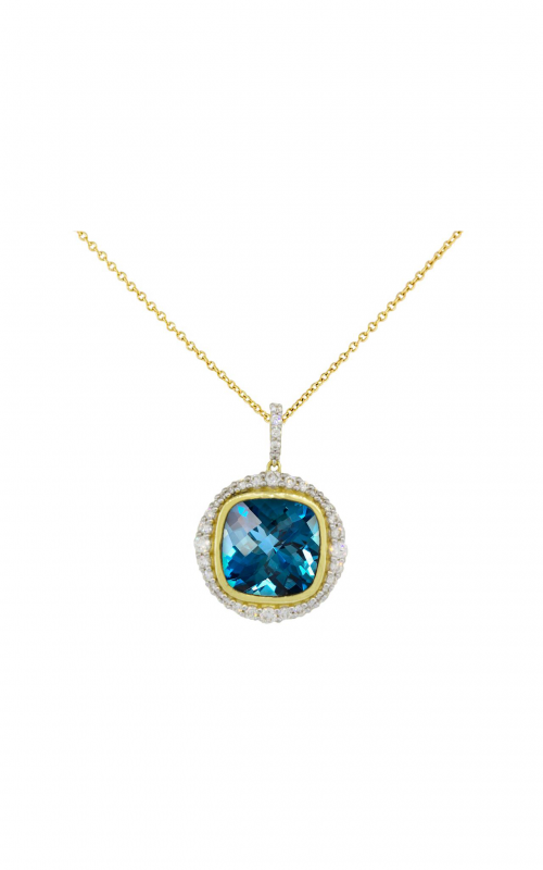 Sloane Street Jewelry Necklace SS-P005C-LB-WDCB-Y product image