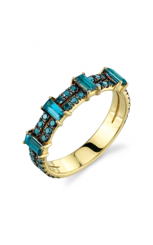 Sloane Street Jewelry Fashion Ring SS-R107-LB-BD-Y product image