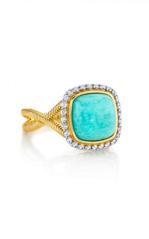 Sloane Street Jewelry Fashion ring SS-R012-AZ-WDCB-Y product image