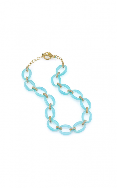 Sloane Street Jewelry Necklace SS-CH010-AC-WDCB-Y product image