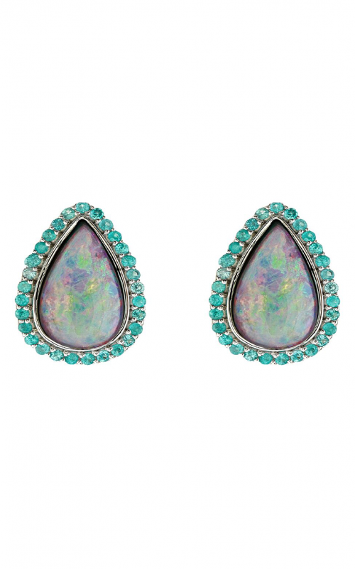 Sloane Street Jewelry Earrings SS-E194T-CO-PA-W product image