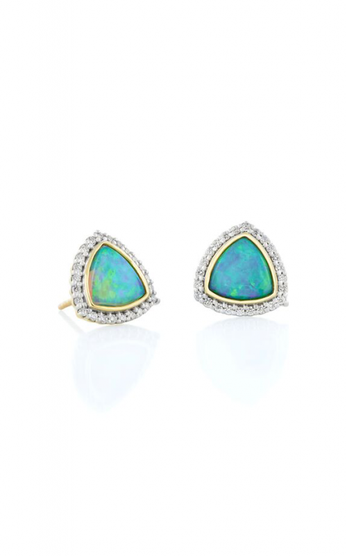 Sloane Street Jewelry Earrings SS-E197T-CO-WDCB-Y product image