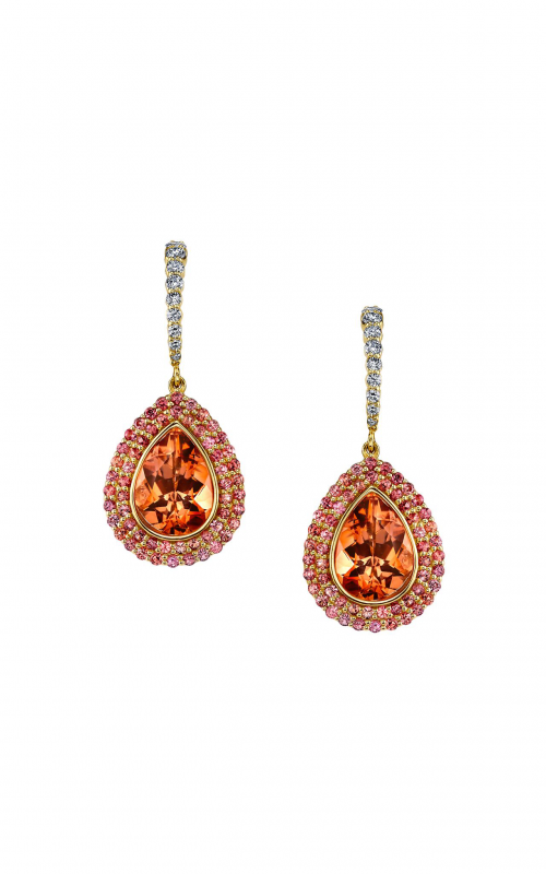Sloane Street Jewelry Earrings SS-E188T-NT-OS-WD-Y product image