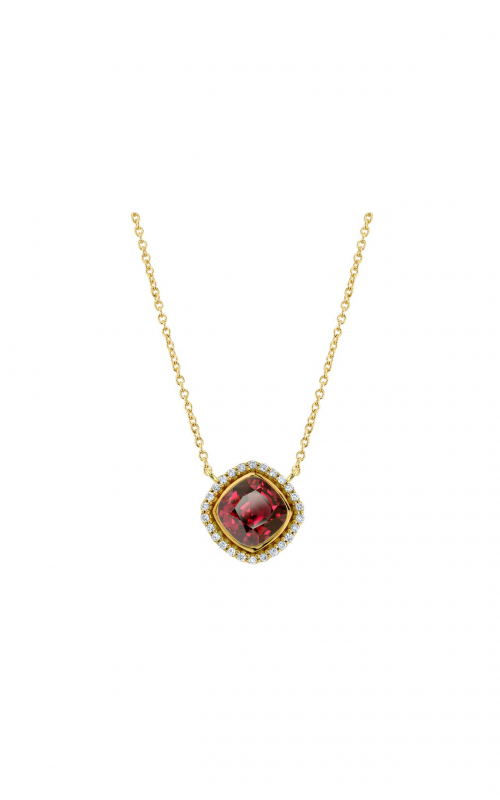 Sloane Street Jewelry Necklace SS-P006-GN-WDCB-Y product image