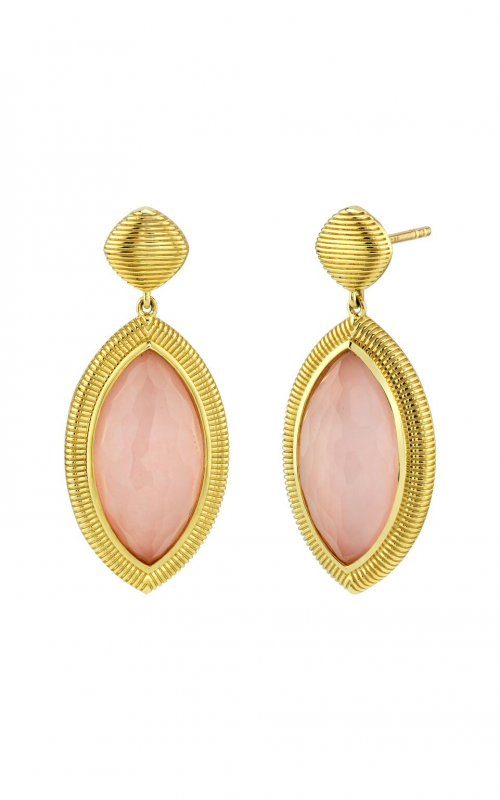 Sloane Street Jewelry Earrings SS-E004E-POT-Y product image