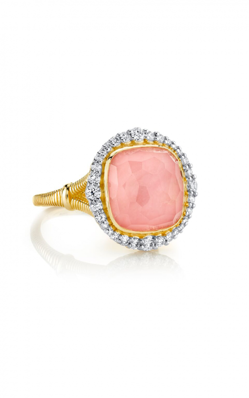 Sloane Street Jewelry Fashion ring SS-R015-POT-WDCB-Y product image