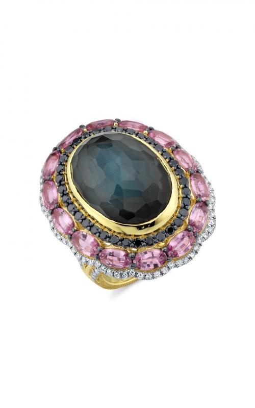 Sloane Street Jewelry Fashion ring SS-R175T-ETT-PSBR-BKDBR-WDCB-Y product image