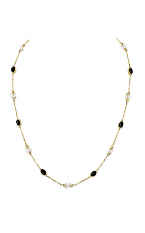 Sloane Street Jewelry Necklace SS-CH003T-PAG-HEM-Y product image