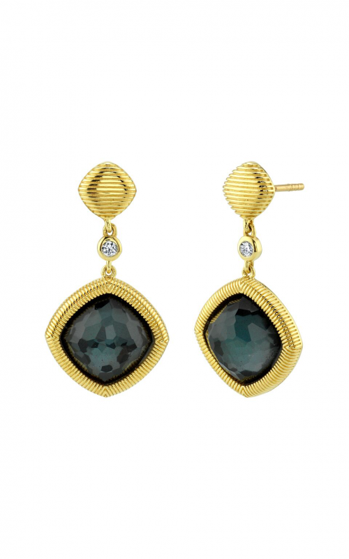 Sloane Street Jewelry Earrings SS-E002C-ETT-WD-Y product image