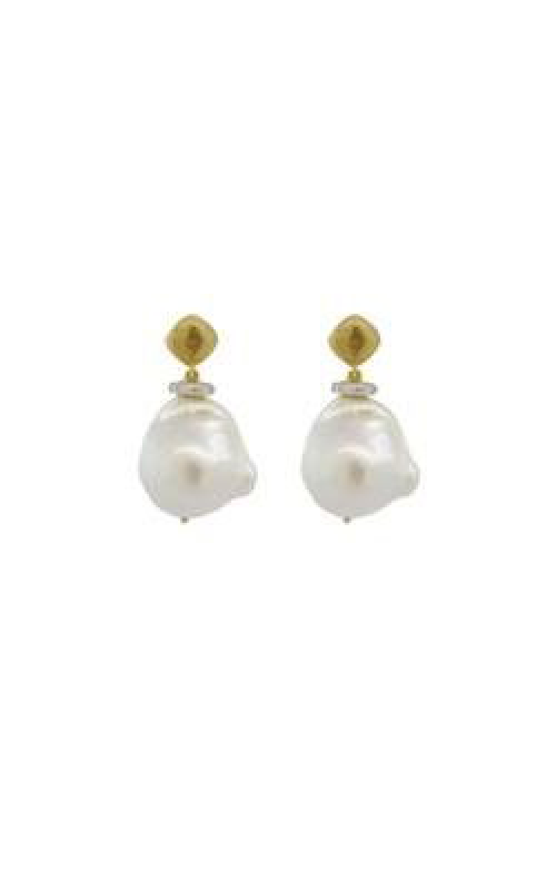 Sloane Street Jewelry Earrings SS-E018D-WP-WDCB-Y product image