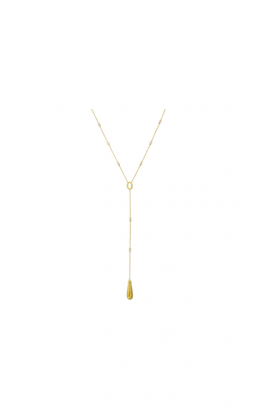 Sloane Street Jewelry Necklace SS-P016D-WP-Y product image