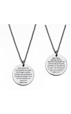 Steelx Necklace T3XC430120 product image