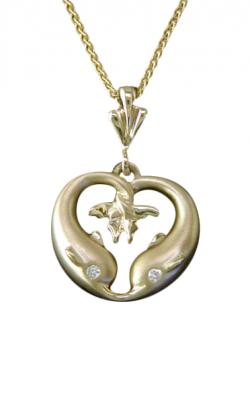 Steven Douglas Dolphins Necklace FP012 product image