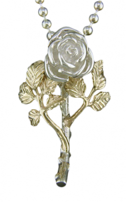 Steven Douglas Flowers Necklace SGP785 product image