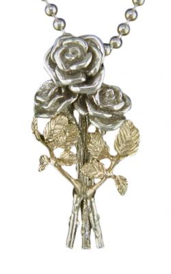 Steven Douglas Flowers Necklace SGP787 product image