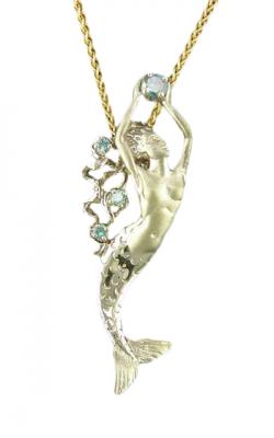 Steven Douglas Mermaids Necklace M042WDB product image