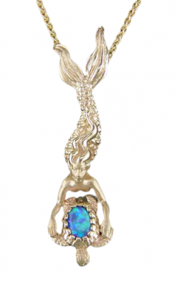 Steven Douglas Mermaids Necklace M120-OPAL product image
