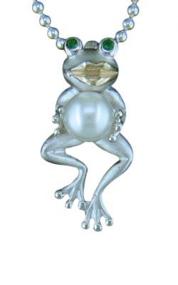 Steven Douglas Frogs Necklace SGP204 product image
