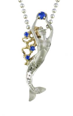 Steven Douglas Mermaids Necklace SGP105B product image