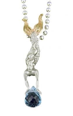 Steven Douglas Mermaids Necklace SGP110B product image