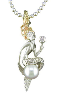 Steven Douglas Mermaids Necklace SGP102 product image